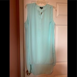 New with tags light blue limited top